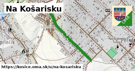 ilustrácia k Na Košarisku, Košice - 515m