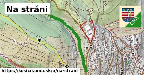 ilustrácia k Na stráni, Košice - 0,74km