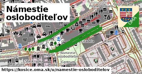 ilustrácia k Námestie osloboditeľov, Košice - 1,25km