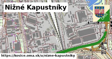 ilustrácia k Nižné Kapustníky, Košice - 3,0km