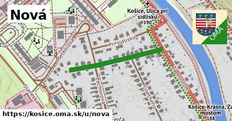 ilustrácia k Nová, Košice - 321m