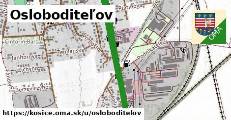 ilustrácia k Osloboditeľov, Košice - 4,4km