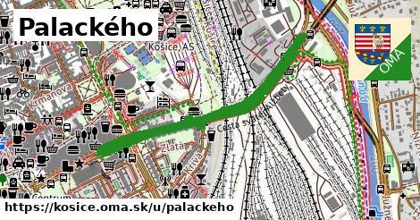 ilustrácia k Palackého, Košice - 1,92km