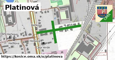 ilustračný obrázok k Platinová, Košice