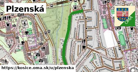 ilustračný obrázok k Plzenská, Košice