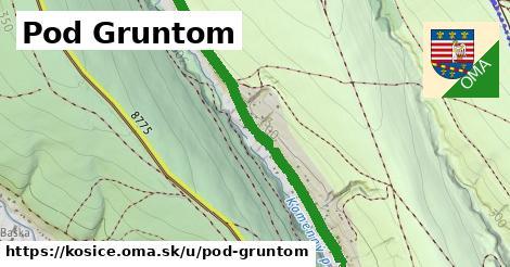 ilustrácia k Pod Gruntom, Košice - 1,92km