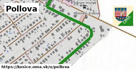ilustrácia k Pollova, Košice - 0,88km