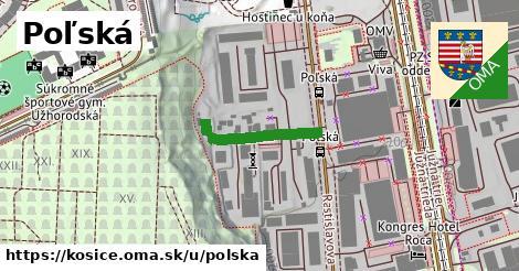 ilustrácia k Poľská, Košice - 229m