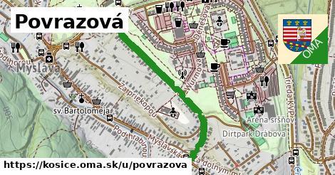 ilustrácia k Povrazová, Košice - 0,79km