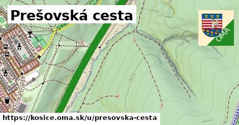 ilustrácia k Prešovská cesta, Košice - 4,9km