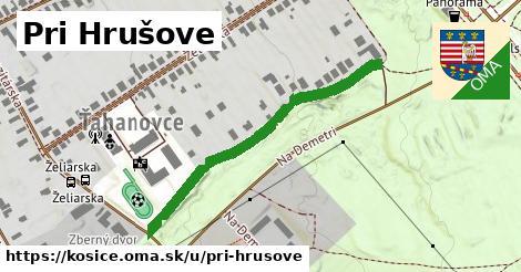 ilustrácia k Pri Hrušove, Košice - 422m