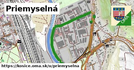 ilustrácia k Priemyselná, Košice - 1,02km