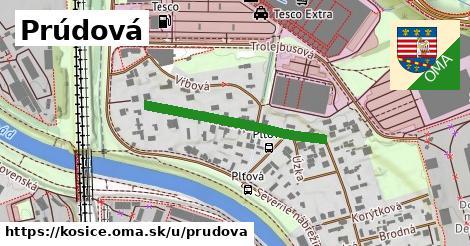 ilustrácia k Prúdová, Košice - 292m