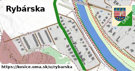ilustrácia k Rybárska, Košice - 442m
