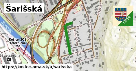 ilustrácia k Šarišská, Košice - 202m
