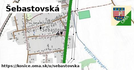 ilustrácia k Šebastovská, Košice - 0,82km