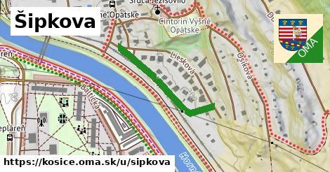 ilustrácia k Šipkova, Košice - 277m