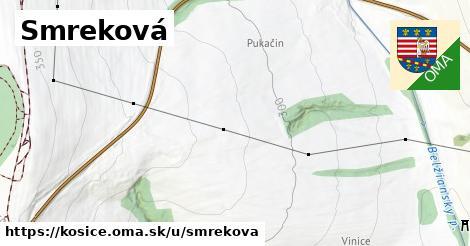 ilustrácia k Smreková, Košice - 379m
