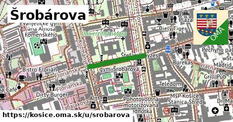 ilustrácia k Šrobárova, Košice - 189m