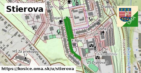 ilustračný obrázok k Stierova, Košice