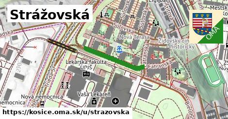 ilustrácia k Strážovská, Košice - 236m