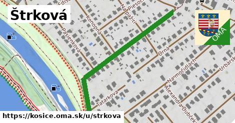 ilustrácia k Štrková, Košice - 526m