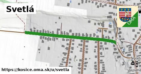 ilustračný obrázok k Svetlá, Košice