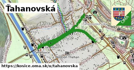 ilustrácia k Ťahanovská, Košice - 1,28km