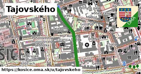 ilustrácia k Tajovského, Košice - 356m