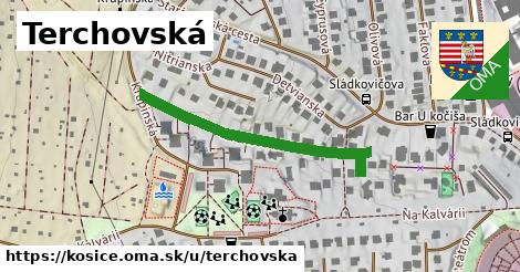ilustrácia k Terchovská, Košice - 377m