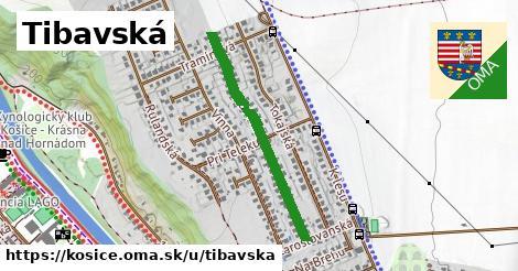 ilustrácia k Tibavská, Košice - 655m