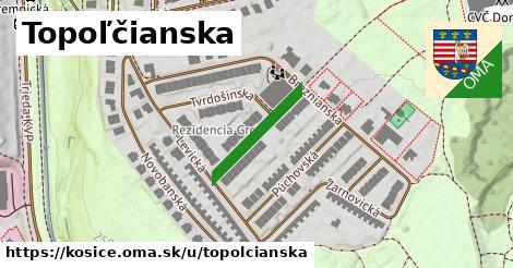 ilustrácia k Topoľčianska, Košice - 177m