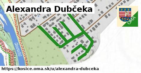Alexandra Dubčeka, Košice