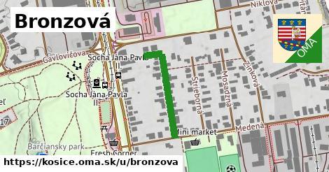 ilustrácia k Bronzová, Košice - 192m