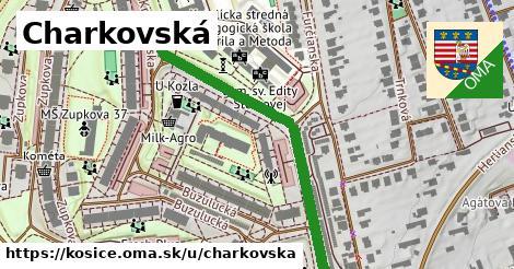 ilustrácia k Charkovská, Košice - 489m
