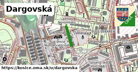 ilustrácia k Dargovská, Košice - 115m