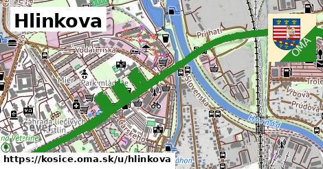 ilustrácia k Hlinkova, Košice - 2,5km