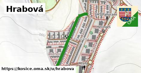 Hrabová, Košice