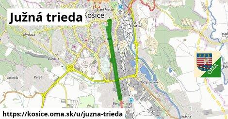 ilustrácia k Južná trieda, Košice - 7,8km