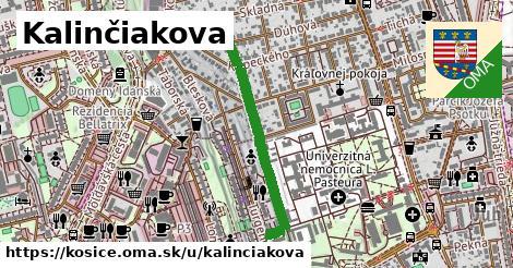 ilustrácia k Kalinčiakova, Košice - 0,70km