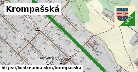 ilustrácia k Krompašská, Košice - 1,29km