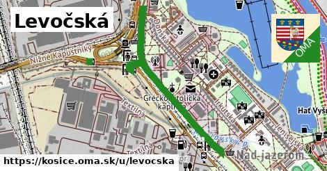 ilustrácia k Levočská, Košice - 0,94km
