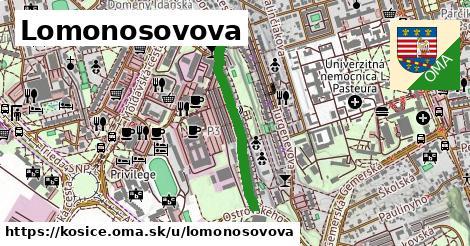 ilustrácia k Lomonosovova, Košice - 559m