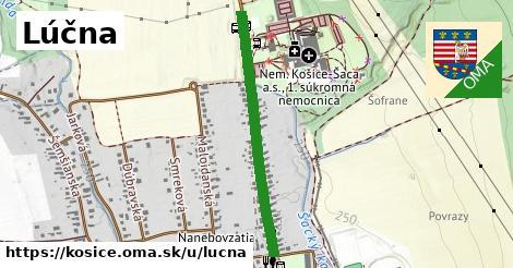 ilustrácia k Lúčna, Košice - 0,72km