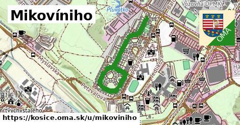 ilustrácia k Mikovíniho, Košice - 0,86km