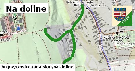 ilustrácia k Na doline, Košice - 572m