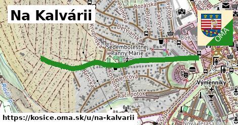 ilustrácia k Na Kalvárii, Košice - 1,01km