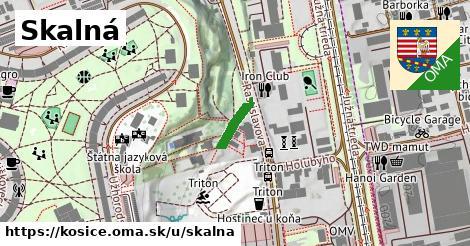 ilustrácia k Skalná, Košice - 89m