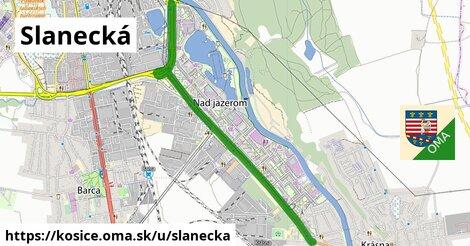 ilustrácia k Slanecká, Košice - 5,3km