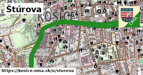 ilustrácia k Štúrova, Košice - 3,6km